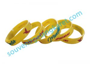 gelang karet flyon monster