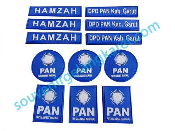 label karet pan